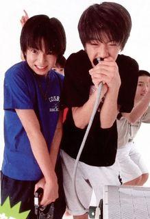 Chibi Arashi is forever AWESOME :D